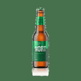 Cerveza Nort refrescante
