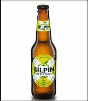 Sidra Blipin sin alcohol