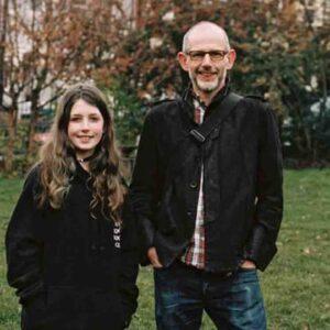 'Really Tasty': Cómo una niña de 12 años cambió los conceptos erróneos de su padre sobre ser vegano | Ser padre de tus padres