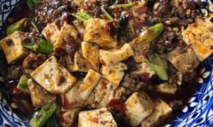 """""""El más reconfortante de los platos que dan miedo"""": mapo tofu."""