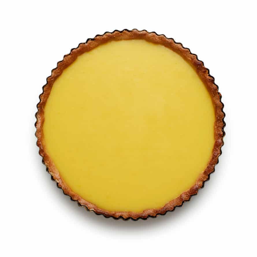 Pastel de limón de Felicity Cloake