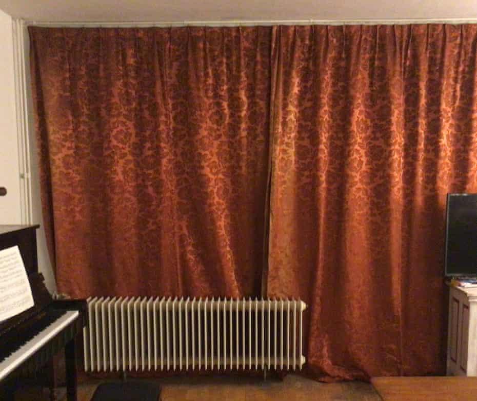 Estas son cortinas para ti.