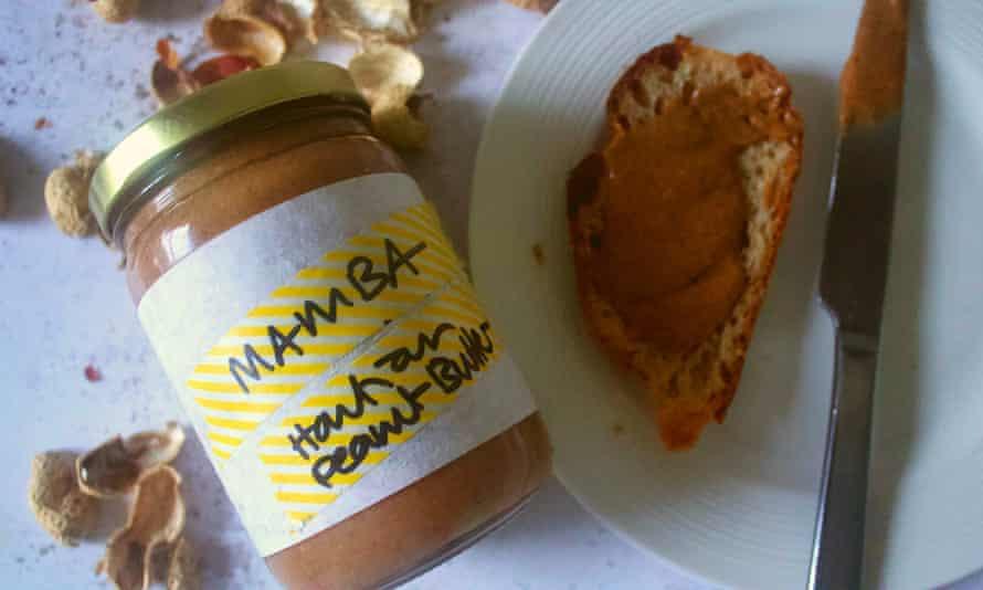Mamba, mantequilla de maní haitiana.