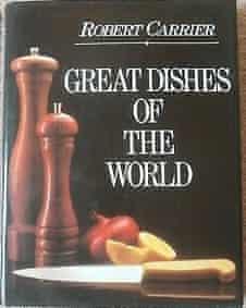 Best-seller: Grandes platos del mundo de Robert Carrier.