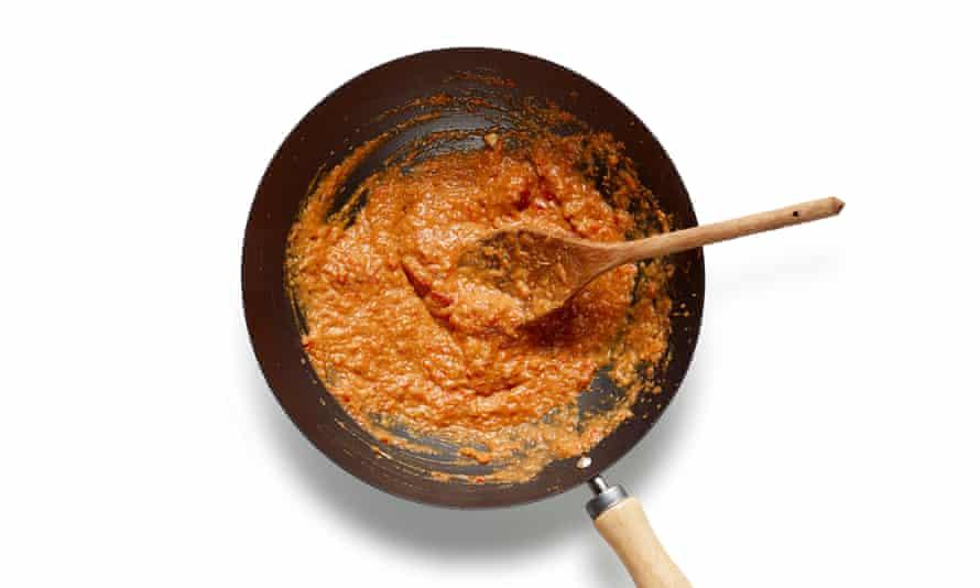 El cangrejo perfecto Paso 6