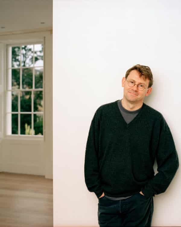 Nigel Slater en noviembre de 2000.