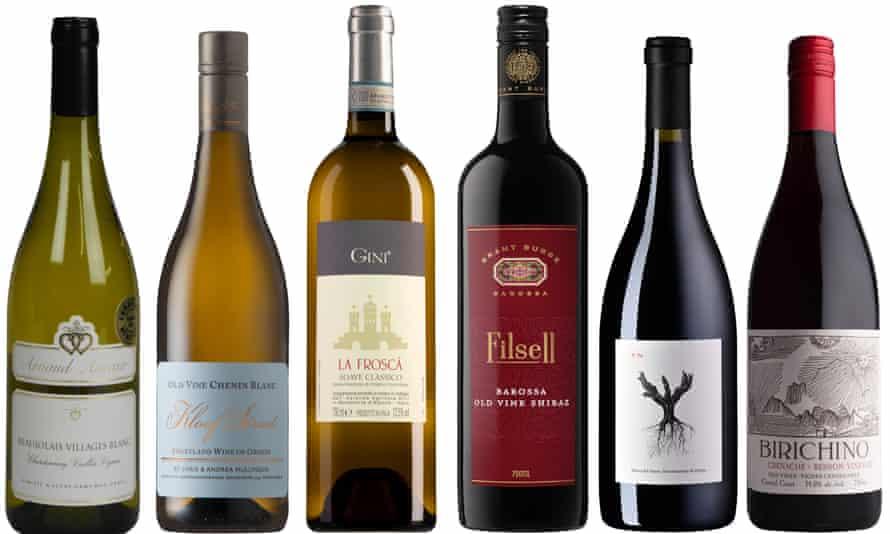 """Seis de los mejores vinos de """"viñas viejas"""""""