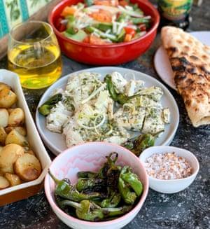 Thatchers Gold funciona muy bien como parte de un adobo y como acompañamiento de platos a la parrilla.