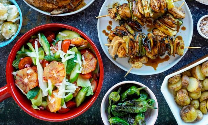 De parcelas de sidra a brochetas de hongos teriyaki: tres de las mejores recetas de barbacoa con infusión de manzana | Sidra británica