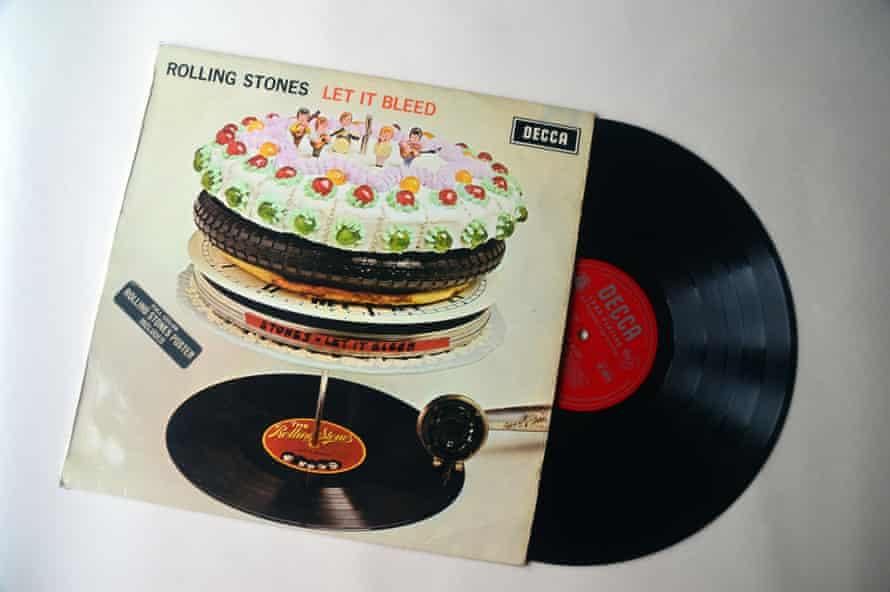 Álbum Let It Bleed de los Rolling Stones
