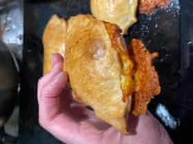 Empanadas de Pilar Hernández para las empanadas perfectas de Felicity Cloake 12 de junio de 2021