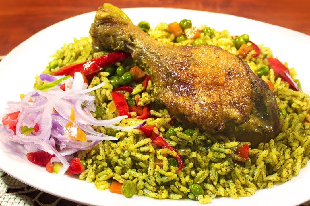 ¿Cómo preparar un delicioso arroz con pato?
