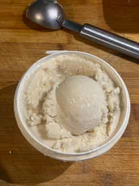 La versión de Marie Laforet contiene copos de coco.