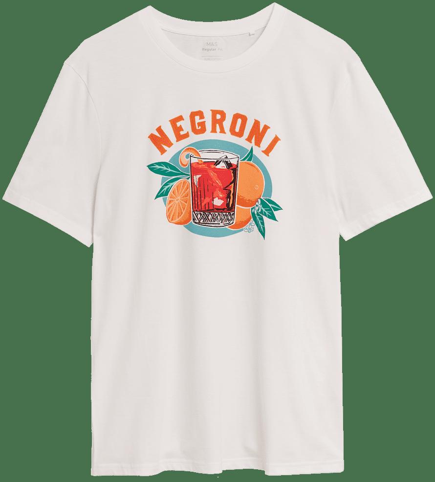 Camiseta Negroni
