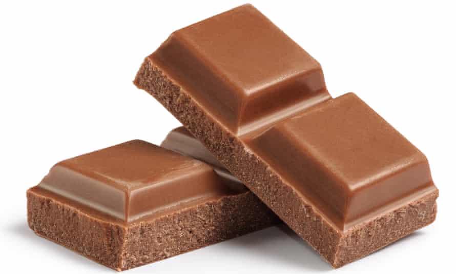 El chocolate debe congelarse y descongelarse lentamente para conservar la textura.