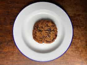 """""""Una textura entre una galleta y un macarrón"""": Galletas con chispas de chocolate sin gluten de Erin Jeanne McDowell."""