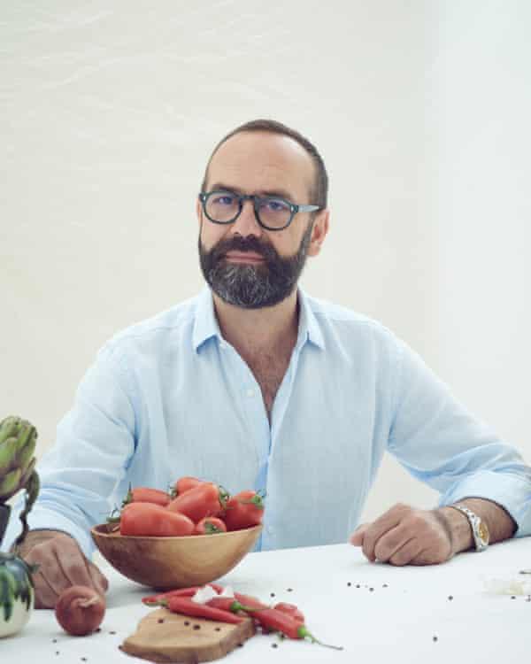 """José Pizarro: """"Claudia es una verdadera escritora culinaria que comprende las razones de la comida. """""""