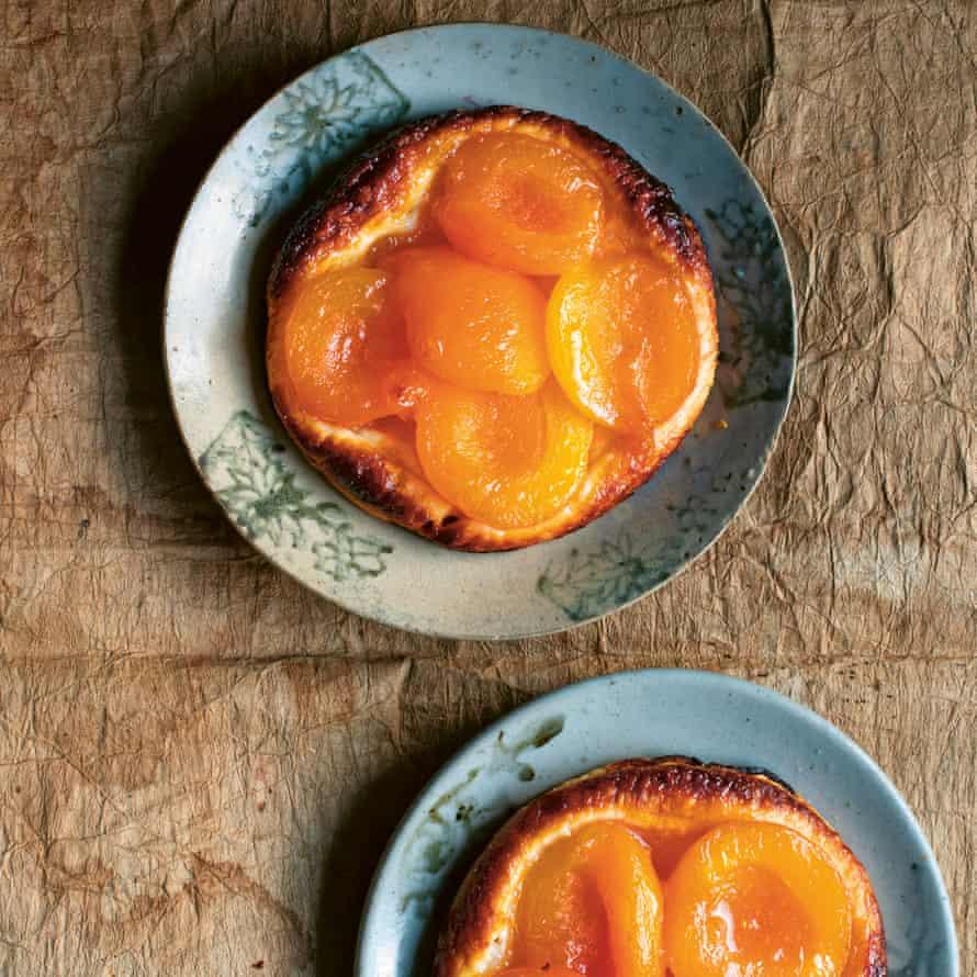 Tartelettes Nigel aux Abricots